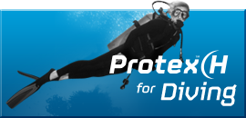 Protex H for Scuba Diving